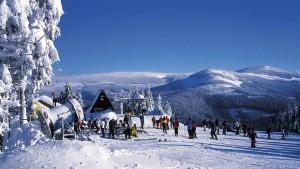 основные горнолыжные курорты чехии