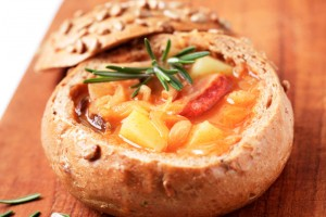 Вкусные ческие блюда
