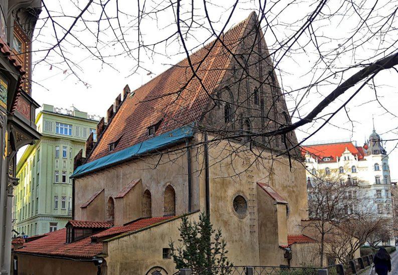 Еврейский город Прага бесплатно