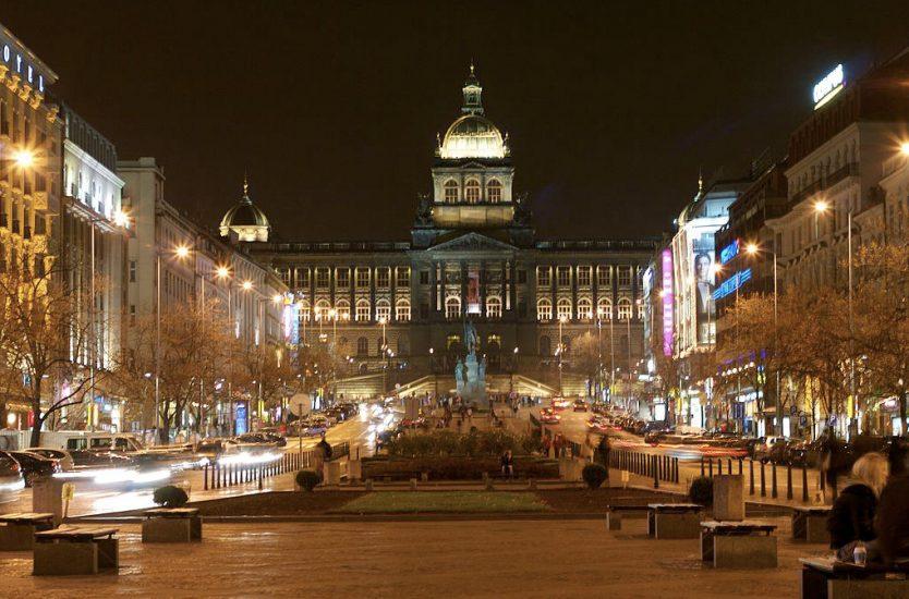 Где делать покупки в Праге