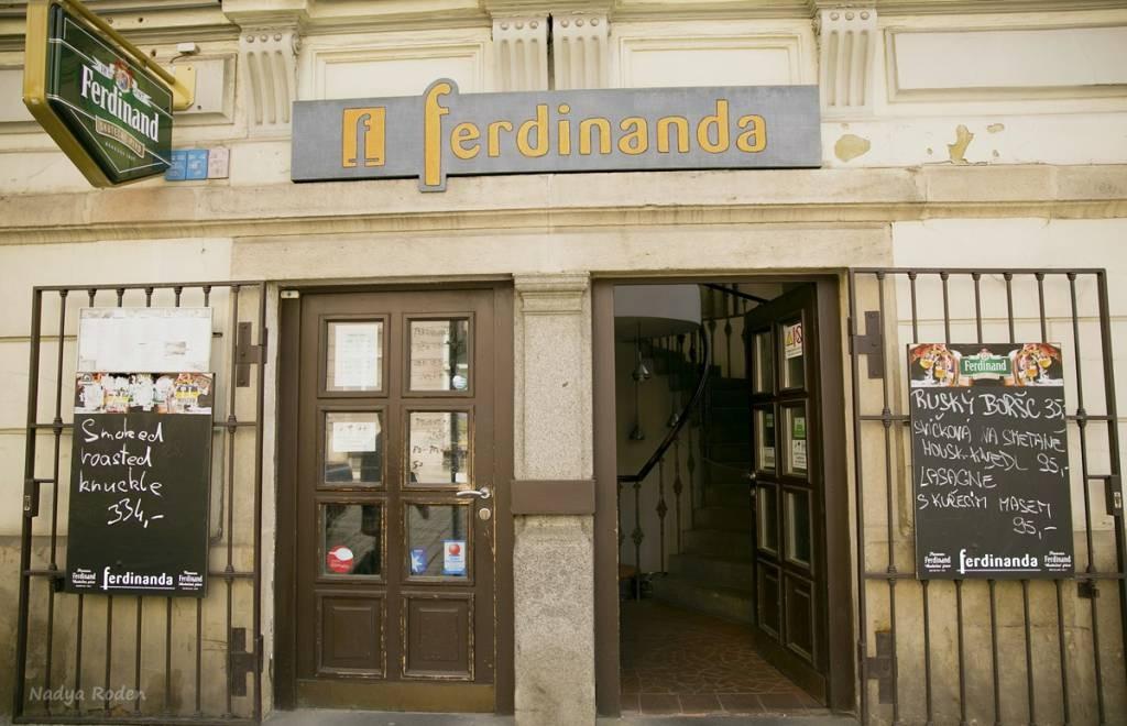 Где можно недорого поесть в Праге