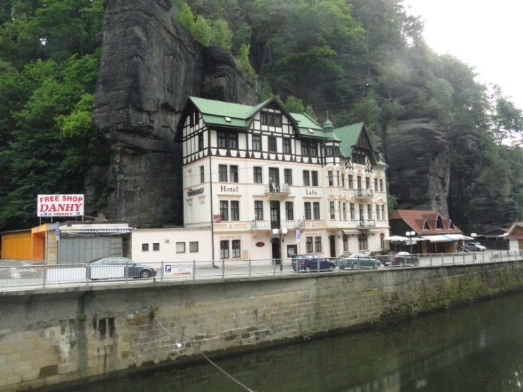 Где остановиться в Чешской Швейцарии