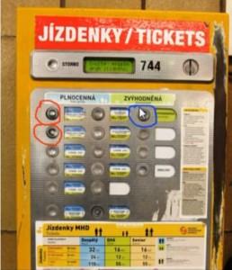 Где купить билеты на автобус в праге