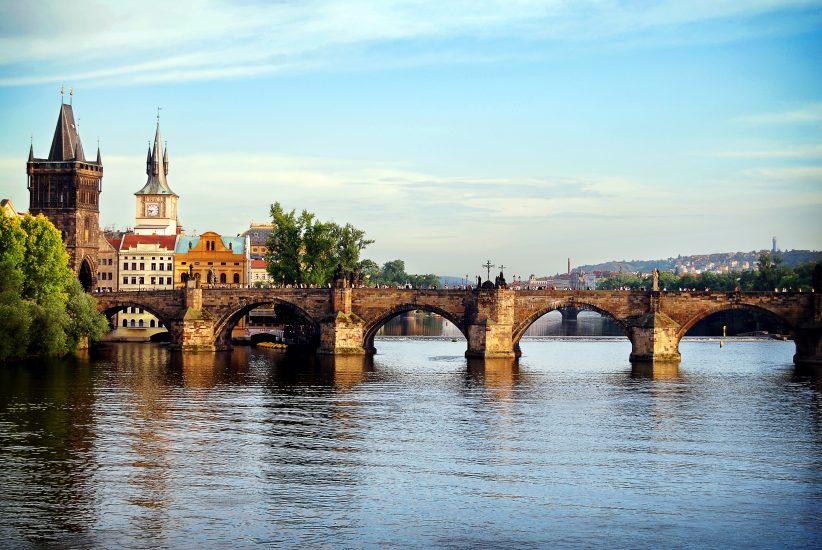 Карлов мост Прага бесплатно