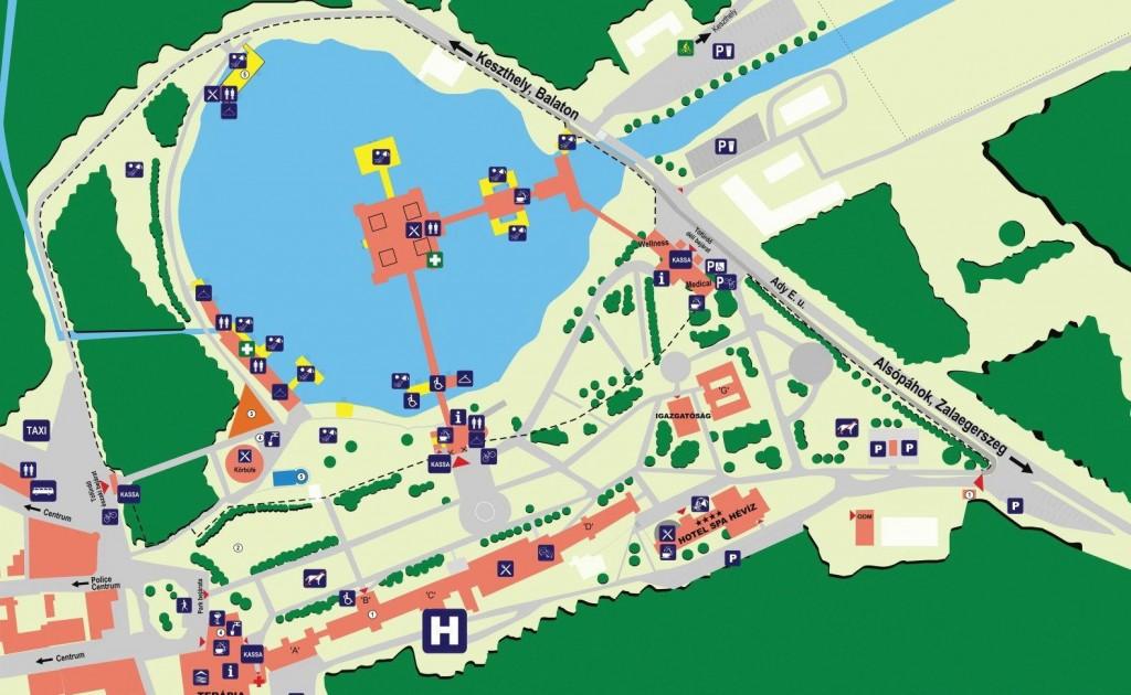 Лечебный недорогой отдых на озере Хевиз