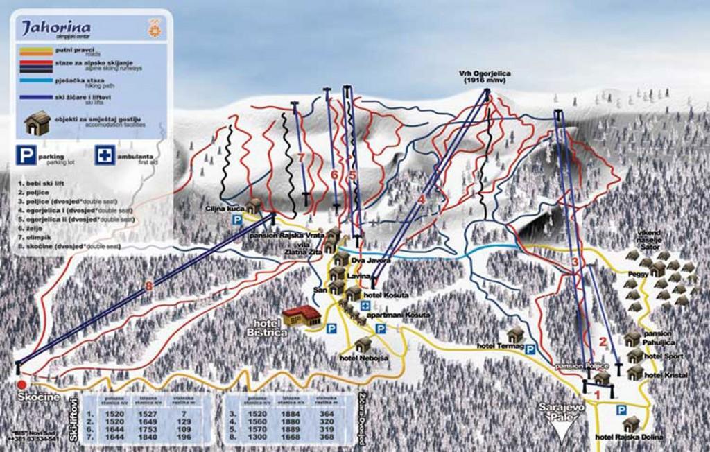 Лучшие недорогие горнолыжные курорты