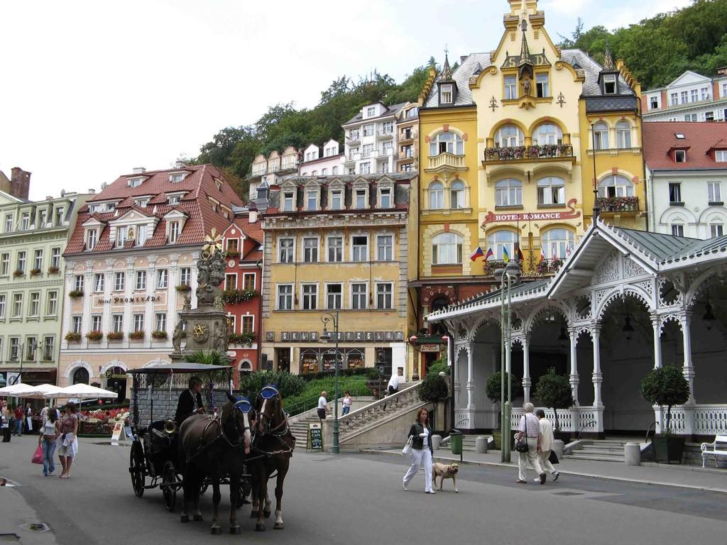 Медовый месяц в Праге недорого