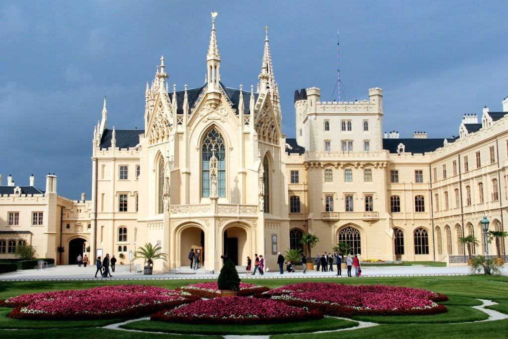 замки чехии тур