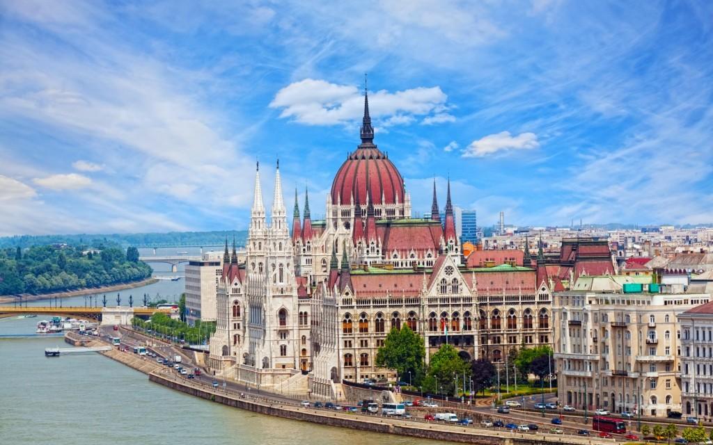 Венгрия - идеально подходит для бюджетного путешествия