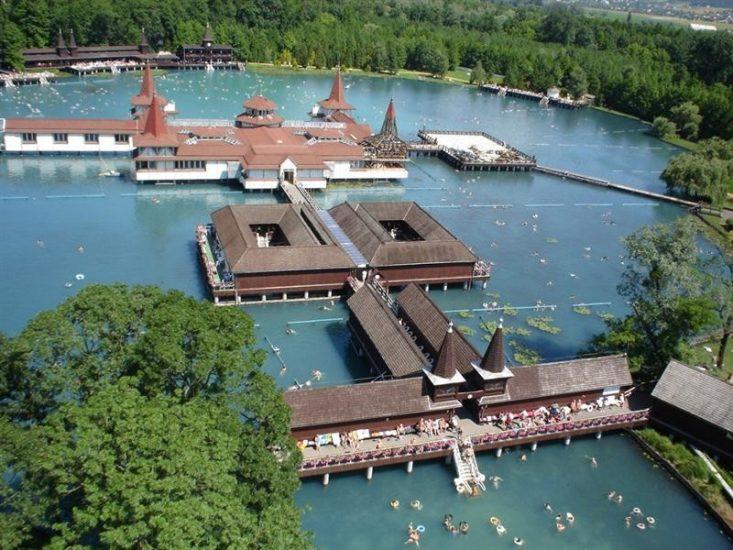 Лучшие города и курорты Венгрии их достопримечательности