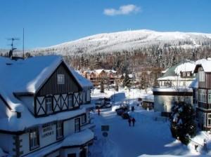 Один из трех лучших горнолыжных курортов мира