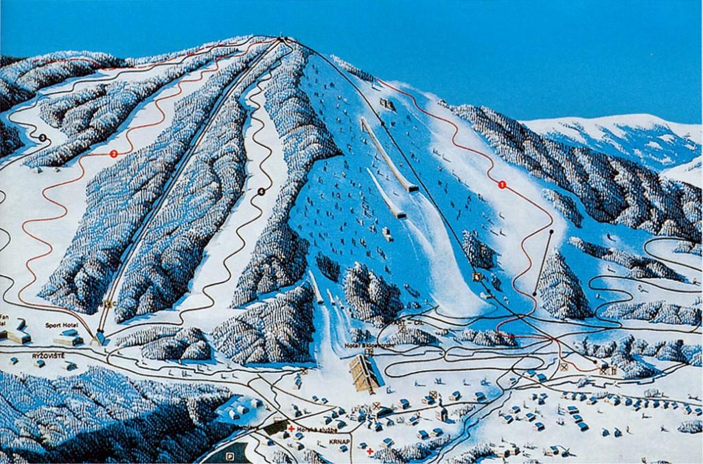 Один из лучших и недорогих горнолыжных курортов мира