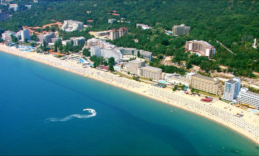 отдых в болгарии у моря недорого