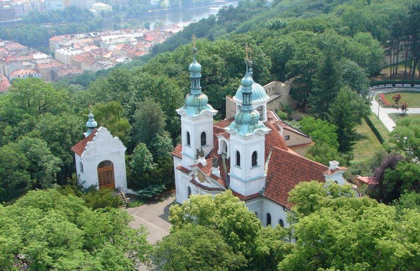Петршин холм как бесплатно посетить