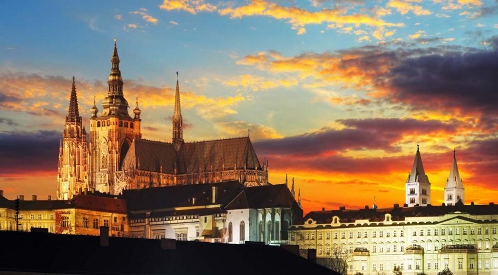 Прага для влюбленных