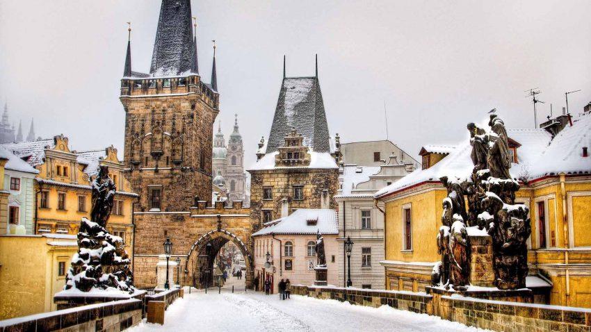 Прага отдохнуть недорого
