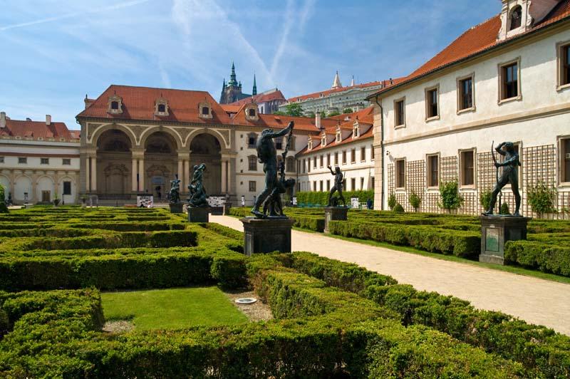 Прага и медовый месяц