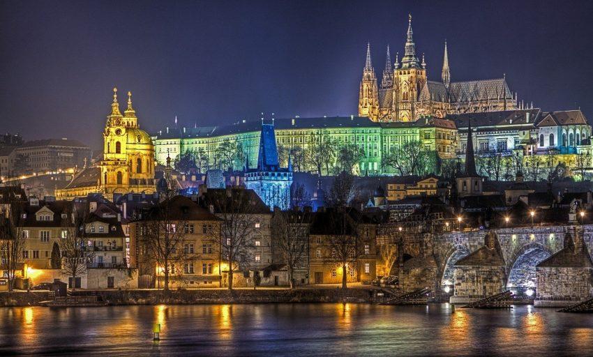 Недорогая обзорная экскурсия по Праге
