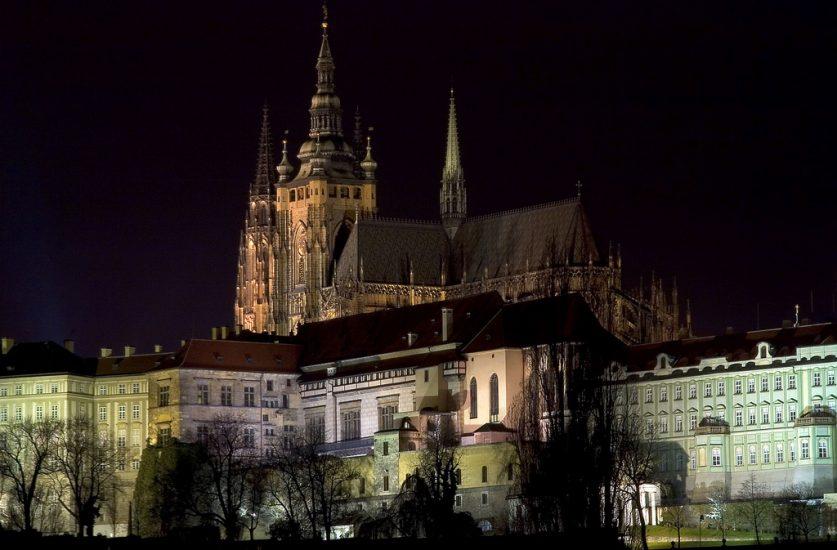 Пражский Град посетить бесплатно