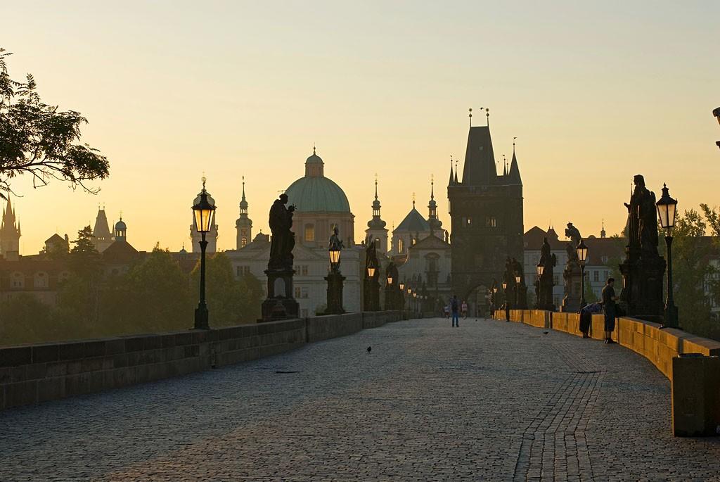 Романтика Праги для влюбленных