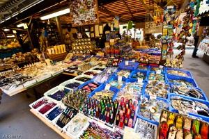 Пражский рынок сувениров