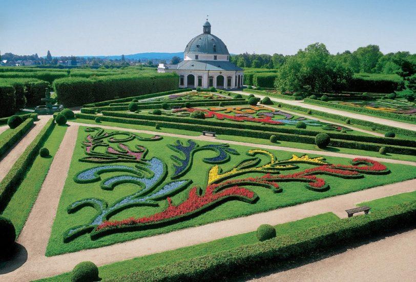 Сады в Праге недорого
