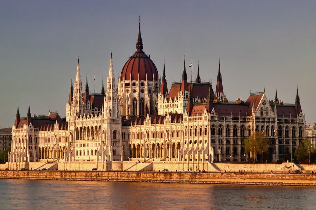 Самая красивая архитектура городов мира