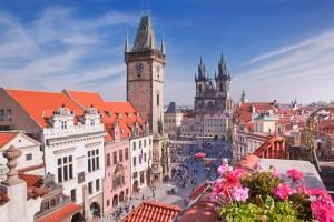 Слетать в Прагу недорого