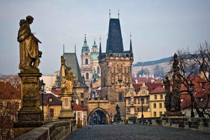 Дешевый тур по Праге