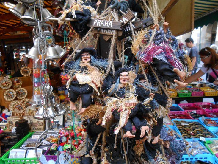 Дешовые сувениры в Праге