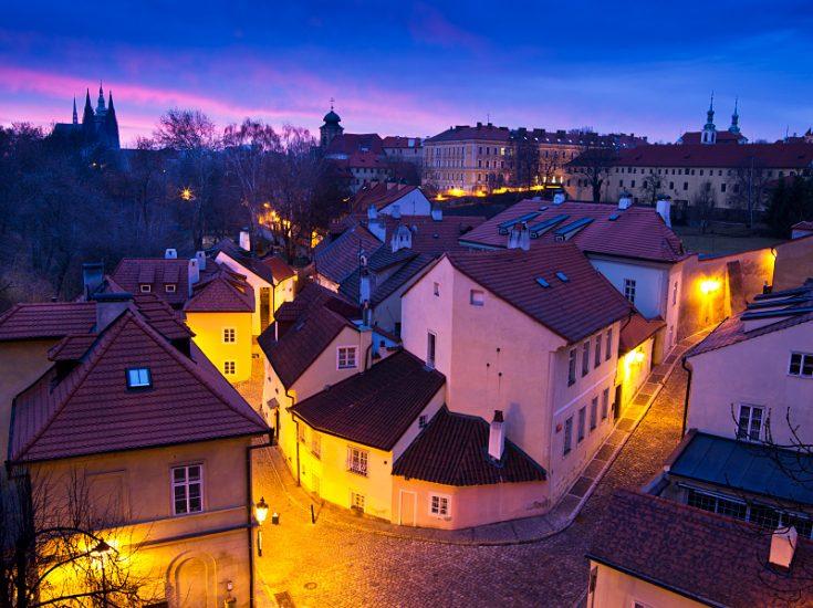 Как хорошо и недорого провести медовый месяц в Праге