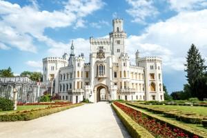 Не дорогие экскурсии по замкам Чехии