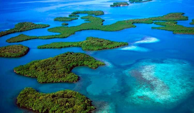 Белиз - недорогое государство для туризма на берегу Карибского моря