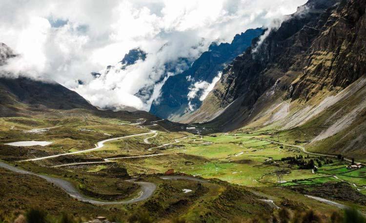 Боливия - недорогие цены, живописные виды