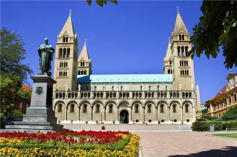 Достопримечательности венгерского города Печ