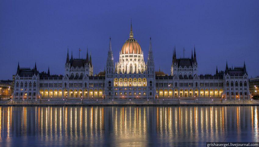 Экономный отдых в Будапеште