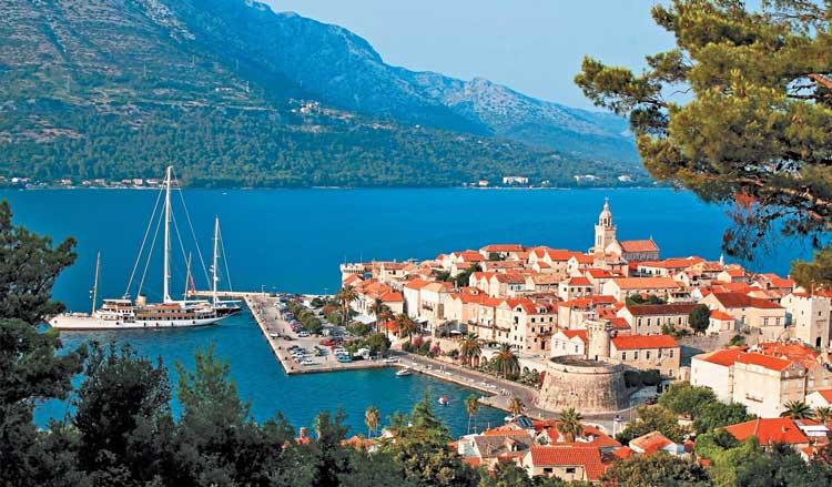 Хорватия - экономная страна для путешествий