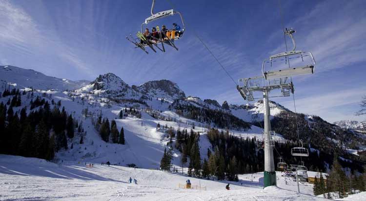 Колашин - бюджетный горнолыжный курорт в Черногории