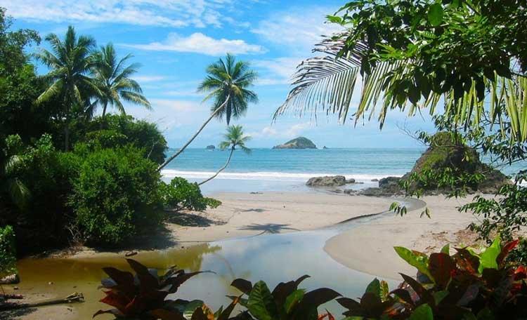 Коста-Рика дешевый экзотический курорт