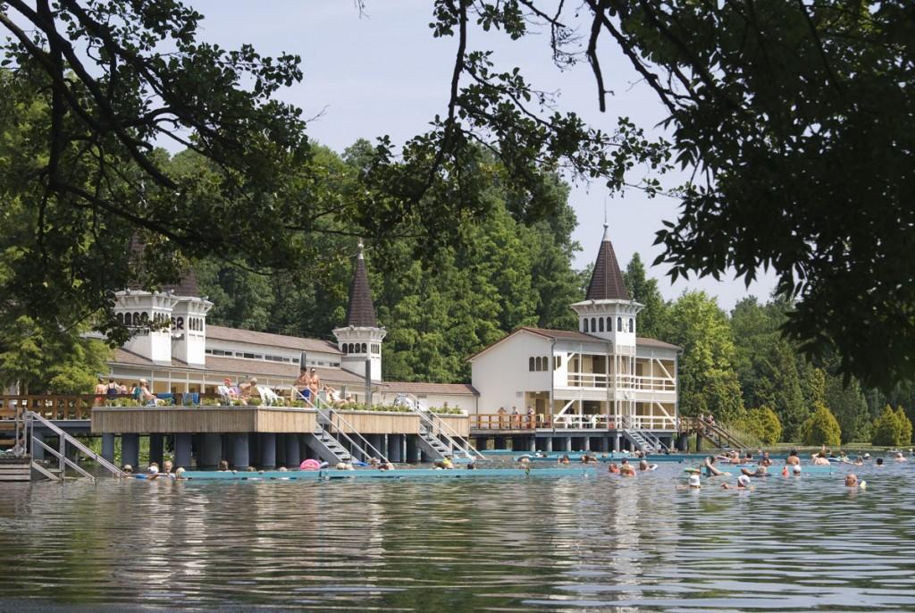 Лечебный недорогой отдых на озере Балатон
