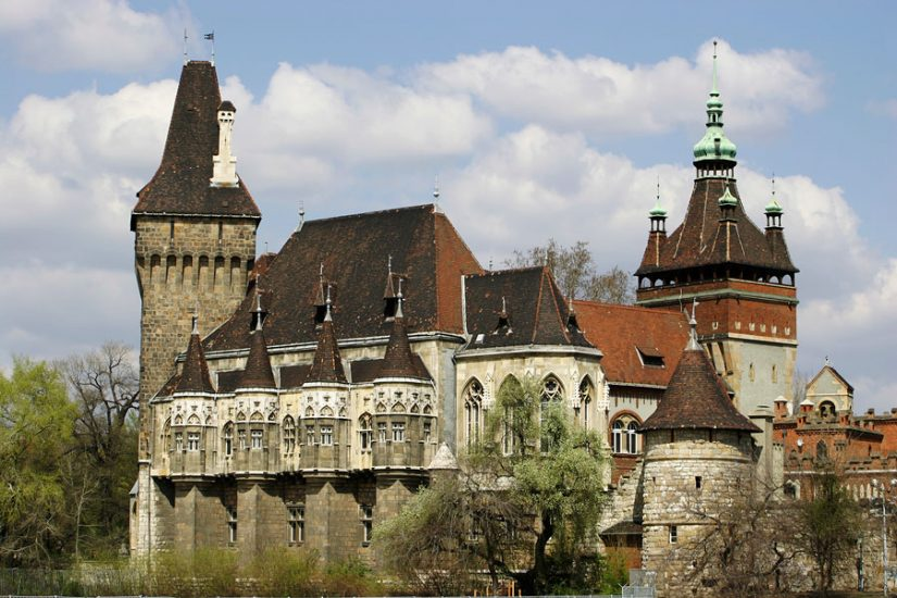 Недорого посетить замки венгрии