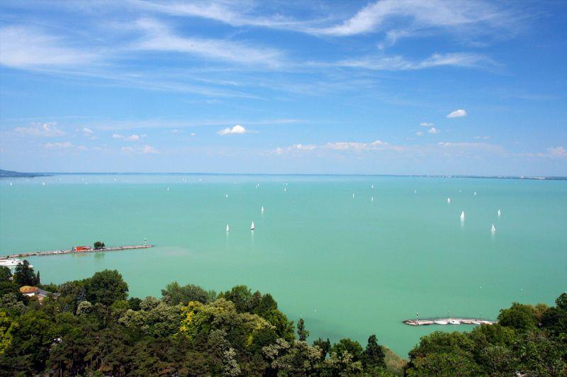Недорогой отдых на озере Балатон