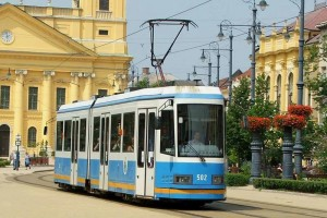 Транспорт в Дебрецене