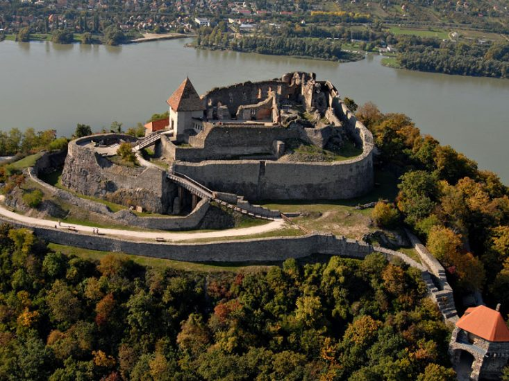 Посещение замков Венгрии