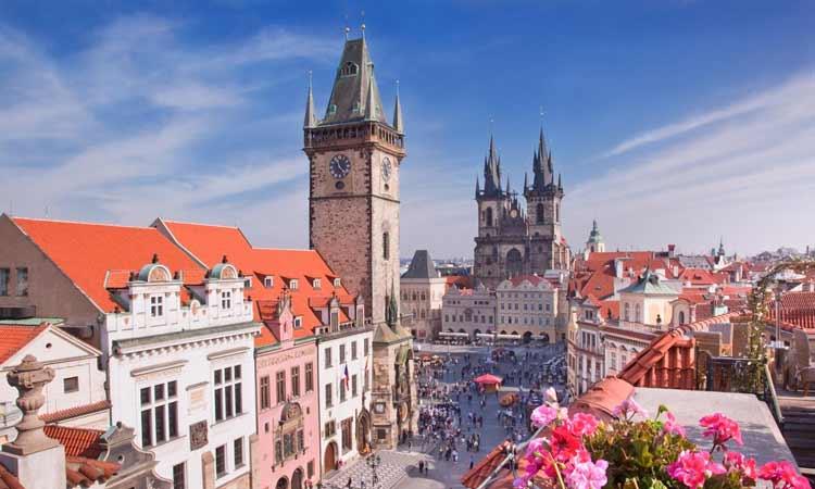 Прага - самая красивая архитектура за небольшие деньги