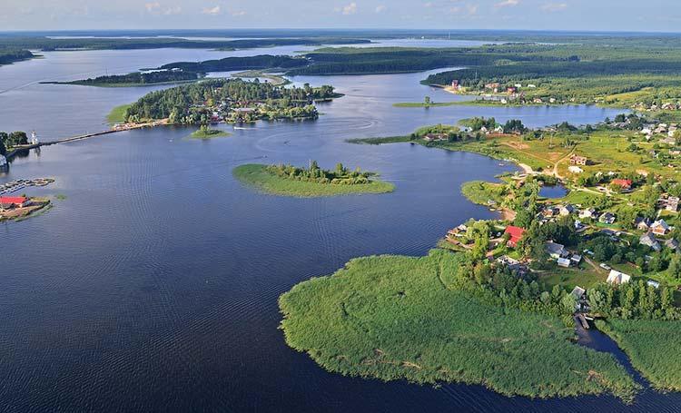 Селигер – длинная цепочка озер по скромной цене