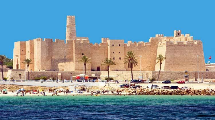 Тунис - недорогая страна с множеством римских достопримечательностей