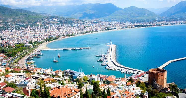Турция - теплая, восточная, дешевая страна