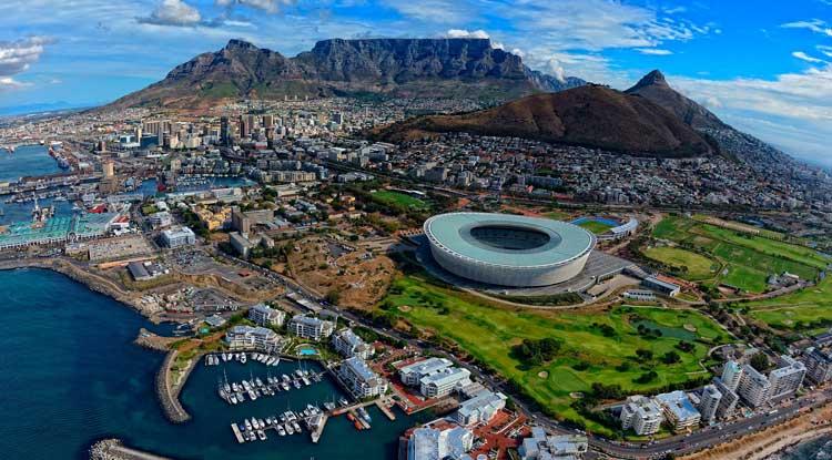 ЮАР - африканская страна для экономного отдыха