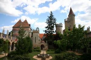 Замки Венгрии отдохнуть недорого